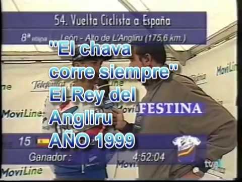 EL CHAVA CORRE SIEMPRE - EL REY DEL ANGLIRU 1999