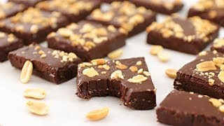 No-Bake Brownies | How to Make No-Bake Brownies
