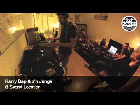 KoekFM #10 Harry Bap & z'n Jungs