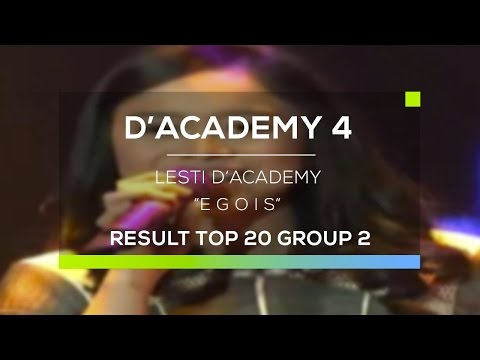 Lesti D'Academy - Egois (D'Academy 4 Top 20 Result Group 2) mp3
