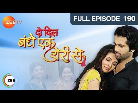 Do Dil Bandhe Ek Dori Se - Episode 190 - May 01, 2014