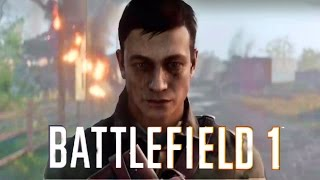 BATTLEFIELD 1 All Cutscenes Movie PS4 1080p 60FPS FULL GAME w/ ALL WAR STORIES Single Player