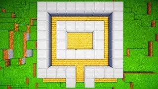 NEVER ENDING MINECRAFT MAZE TROLL! (Minecraft Trolling | EP4)