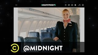 Friendlier Skies - @midnight with Chris Hardwick