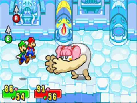 Mario & Luigi Superstar saga Bosses no damage part 3