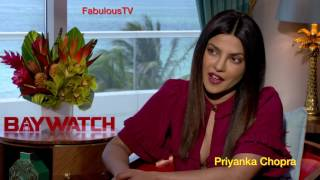 Priyanka Chopra talks about her evil role on Baywatch  FabulousTV