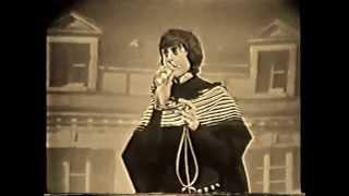 Michel Polnareff - Le Bal des Laze - 1968 - Clip Londres 1927 en couleur