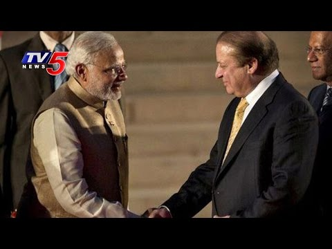 PM Narendra Modi Surprise Visit Lahore to Meet Nawaz Sharif | TV5 News