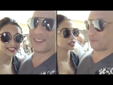 Xxx Mp4 Vin Diesel THANKS Deepika Padukone For His India Tour XXX Return Of Xander Cage India Premiere 3gp Sex