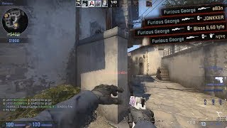CSGO - People Are Awesome #108 Best oddshot, plays, highlights