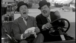 Filming Locations - Leave 'Em Laughing (1928) - Laurel and Hardy   2017 Version