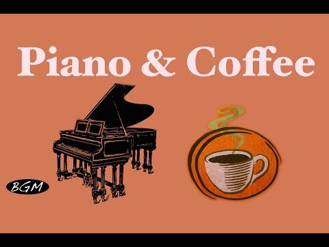 【Relaxing Jazz Piano】Piano Instrumental Music For Relax Work Study Background Cafe Music