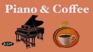 【Relaxing Jazz Piano】Piano Instrumental Music For Relax,Work,Study - Background Cafe Music