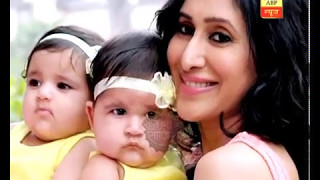 Karanveer Bohra and wife Teejay Sidhu enjoy Mother's day with their twins
