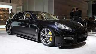 Megafactories Porsche Panamera In HD