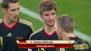 Argentina vs Germany 0 4 Highlights FIFA World Cup Quarter