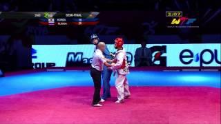 [S-Final Male] KOREA vs RUSSIA | 2014 WTF WORLD CUP TAEKWONDO TEAM CHAMPIONSHIPS