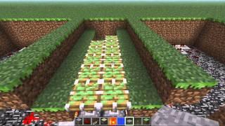 Minecraft Invention Series - 05 Temporary Lava/Water Bridge