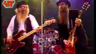 ZZ Top Fool for Your Stockings Live