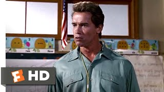 Kindergarten Cop (1990) - You Belong to Me! Scene (8/10) | Movieclips