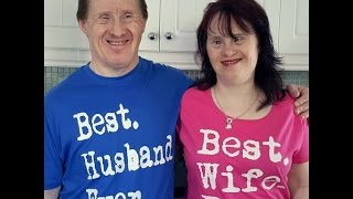 Couple With Down Syndrome Celebrates 22 Happily Married Years