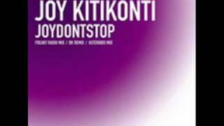Joy Kitikonti - Joydontstop (Freaky)