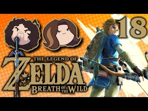 Xxx Mp4 Breath Of The Wild Hot And Dry PART 18 Game Grumps 3gp Sex
