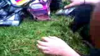 Kayleigh's Foot!