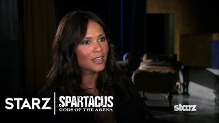 Spartacus | Gods of the Arena - Gladiator Camp | STARZ