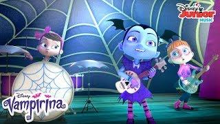Home Scream Home Music Video | Vampirina | Disney Junior
