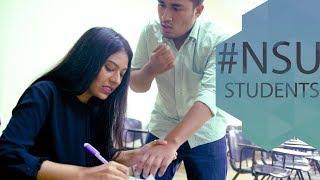 University EXAM Facts #NSU Students