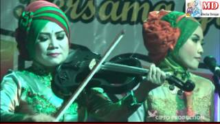 Qosidah Nasida Ria ILMU MENENTUKAN DERAJAT MANUSIA - NasidaRia Semarang Show di Bulaklo Balen