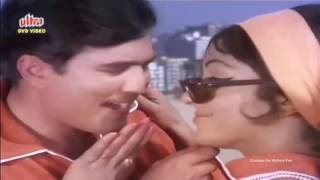 Zindagi Ek Safar Hai Suhana- Full Song   Andaz 1971 HD 1080P