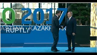 LIVE: Expo 2017 'Future Energy' in Astana: opening ceremony
