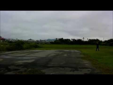 2012 飛具團隊!  雅典娜號第二次試飛