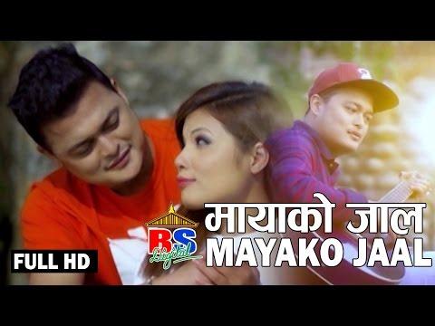 MAYA KO JAAL || माया को जाल || Nepali Pop Song || BY Rajiv Shrestha