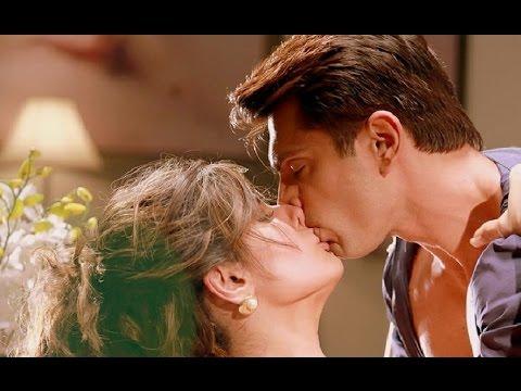 Zarine Khan's Sexy Kiss & Bedroom Scenes     Bollywood Kisser