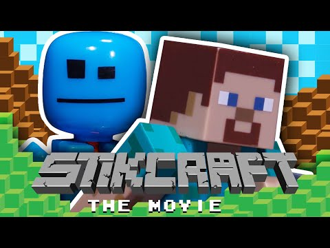 Stikcraft Official Stikbot Movie