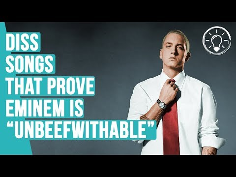 Why Rappers Are Terrified of Dissing Eminem