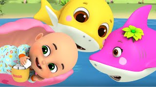 Baby Shark Doo Doo Doo - Learn English with Songs for Children | Jugnu Kids