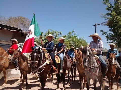 Fiestas Ejidales en Zomatlan 2016