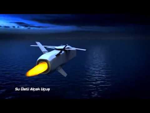 F-35 savaş uçağına SOM-J Türk Füzesi
