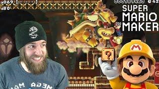 Get That Garbage Outta Here!   SUPER EXPERT NO SKIP [#02] - Super Mario Maker