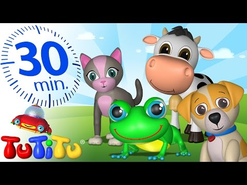 TuTiTu Specials Animal Toys Complete Season 1