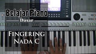 Belajar Piano Dasar - Fingering Nada Dasar