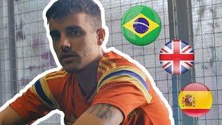 Nicky Jam ft. J. Balvin - X (EQUIS) English/Portuguese/Spanish Remix by Hobbie Stuart