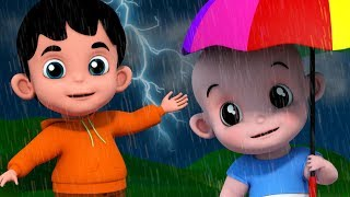 I Hear Thunder | Videos For Children | Nursery Rhymes For Toddlers