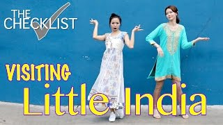EP12 THE CHECKLIST - Little India Specials