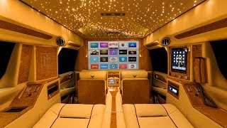 The Ultimate Mobile Office? Tyrese Gibson's Cadillac Escalade by Lexani Motorcars (2017)