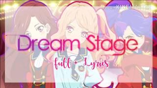 [FULL +LYRICS] Aikatsu Stars! - SKY GIRL - Dream Stage☆